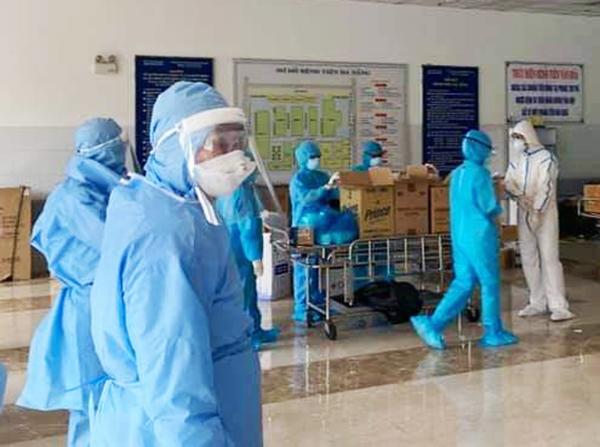 Bệnh viện Đà Nẵng không còn bệnh nhân Covid-19, sẽ sớm trở lại hoạt động bình thường