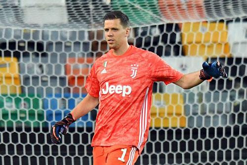 Thủ môn: Wojciech Szczesny (Juventus).