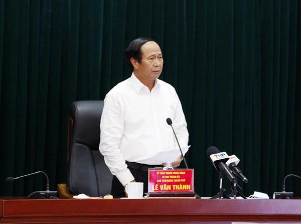 Bí thư Hải Phòng: Tương trợ cho Đà Nẵng là trách nhiệm, nghĩa vụ thiêng liêng giữa 2 TP kết nghĩa