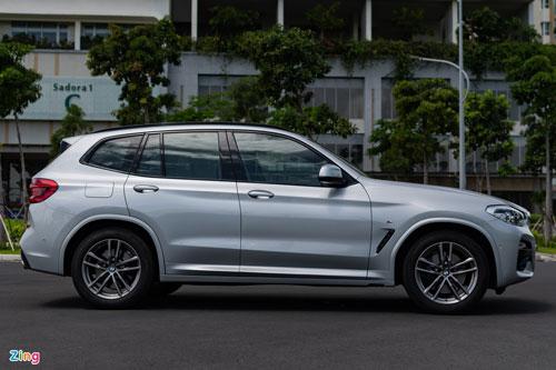 Khám phá BMW X3 xDrive30i M Sport giá 2,6 tỷ tại Việt Nam