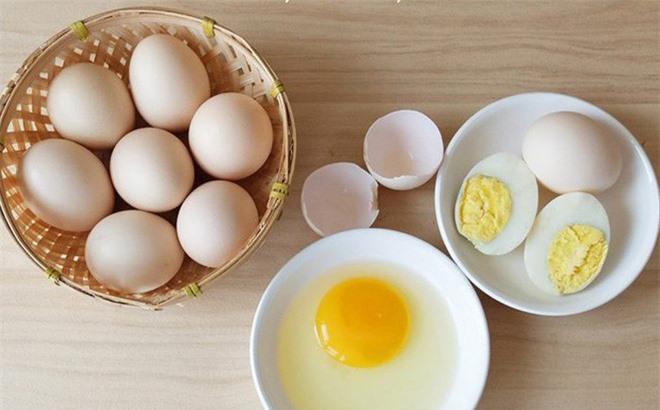 Trứng gà tốt cho sự phát triển của trẻ nhỏ