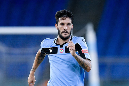 Tiền vệ trung tâm: Luis Alberto (Lazio).