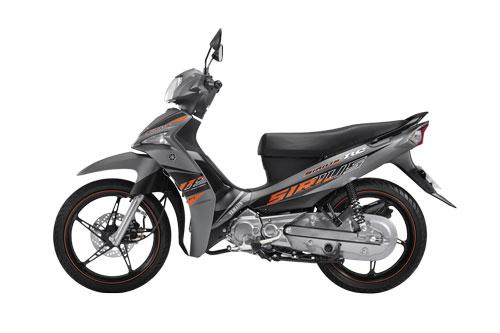 Bảng giá xe số Yamaha tháng 8/2020