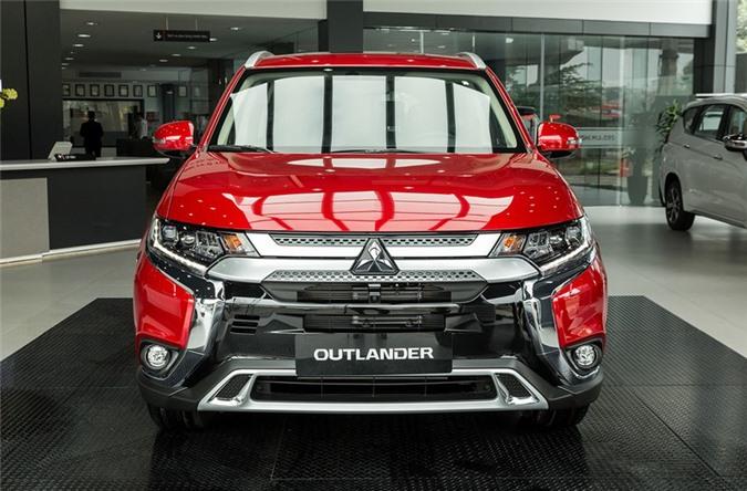 Mitsubishi Outlander 2.4 CTV Premium 2020.