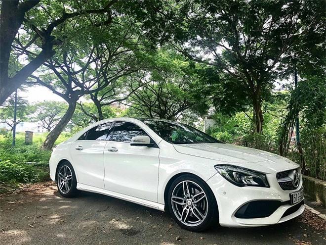 Chuẩn bị sinh con cho chồng trẻ, ca sĩ Thu Thủy rao bán xế hộp Mercedes-Benz 7
