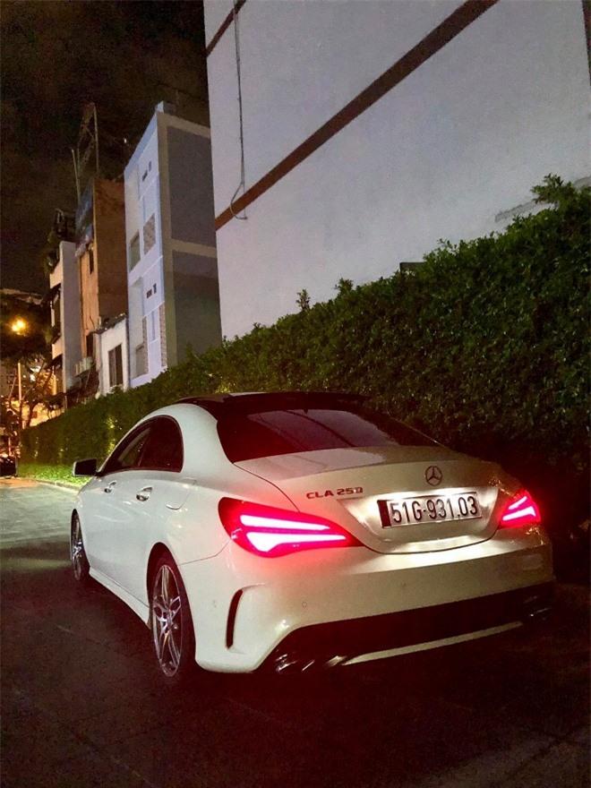 Chuẩn bị sinh con cho chồng trẻ, ca sĩ Thu Thủy rao bán xế hộp Mercedes-Benz 6