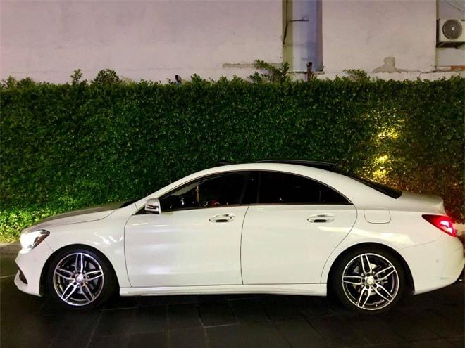 Chuẩn bị sinh con cho chồng trẻ, ca sĩ Thu Thủy rao bán xế hộp Mercedes-Benz 5