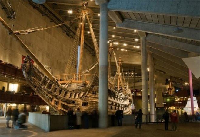 Vasa - con tàu chìm