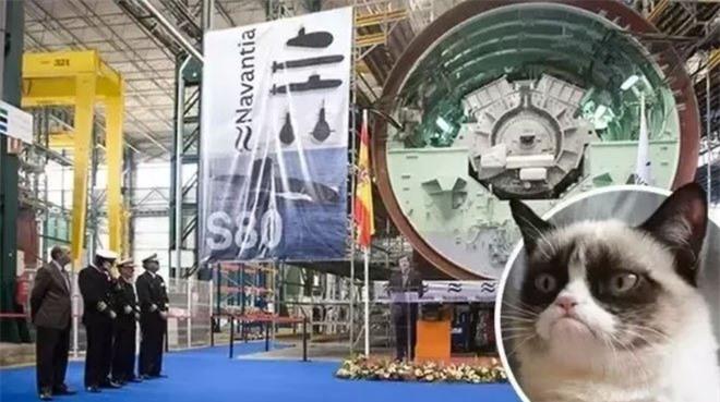 Thiết kế lỗi, tàu ngầm không thể nổi lên khỏi mặt nước vì quá nặng