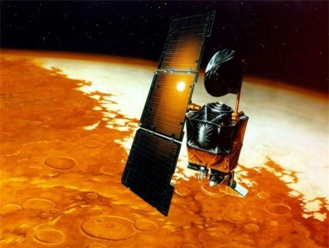 Tàu vũ trụ NASA bị thất lạc