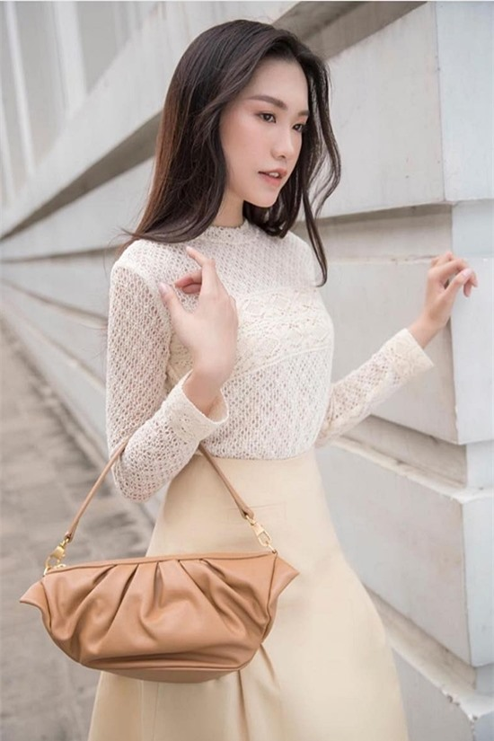 Hải My tham gia Hoa hậu Việt Nam 2020 với mong muốn có những trải nghiệm đáng nhớ tuổi thanh xuân, đồng thời học hỏi nhiều kinh nghiệm bổ ích cho cuộc sống.