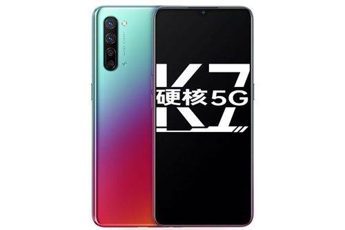 Oppo K7 5G.