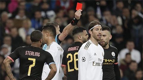 Sergio Ramos ngồi ngoài, Real run rẩy trước màn tái đấu Man City ở Champions League