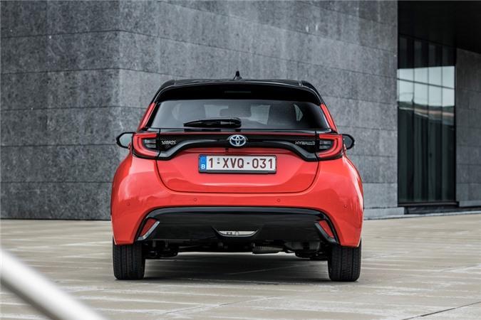 Toyota Yaris 2020 ra mat chau Au anh 5