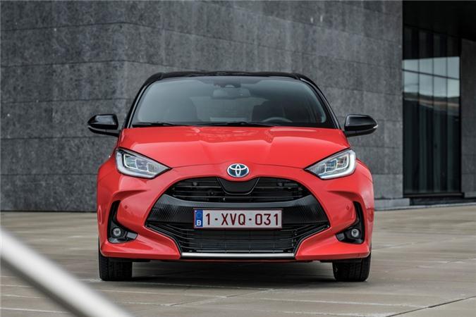 Toyota Yaris 2020 ra mat chau Au anh 6