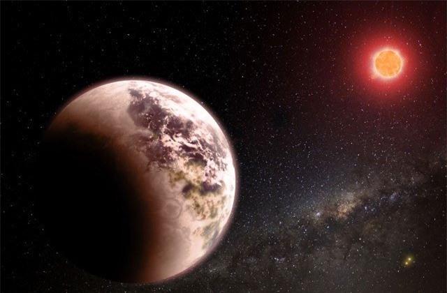 """""""Hiện tại"""" ở Trái Đất và Proxima b không cùng là một hiện tại khi chúng ta quan sát nó từ Trái Đất."""