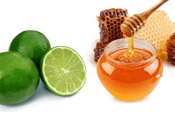 Nước mật ong chanh tươi giúp bạn khỏe mạnh