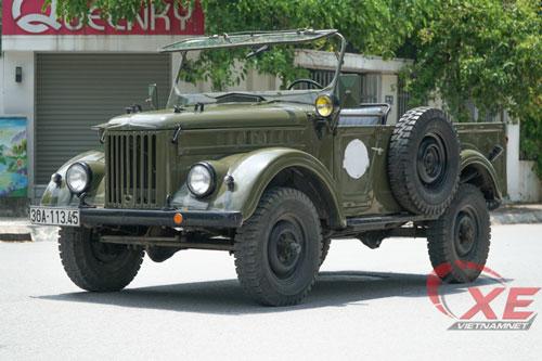 """Được dân chơi chi 400 triệu, xe Liên Xô 48 năm tuổi """"hồi sinh"""" như mới"""