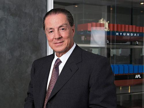 2. Eyal Ofer, Ông sở hữu đế chế bất động sản và tàu biển thông qua Tập đoàn Ofer Global, có trụ sở tại Monaco, (tổng taif sản: 9,92 tỷ USD). Ảnh: Wikimedia Commons.