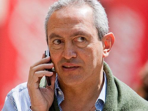 8. Nassef Sawiris, giám đốc điều hành Orascom Construction Industries, (tổng tài sản: 5,58 tỷ USD). Ảnh: AP.