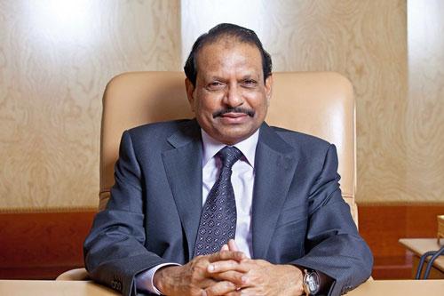 9. M.A. Yusuff Ali (UAE): Tỷ phú 64 tuổi là người điều hành LuLu Group International, tập đoàn vận hành khách sạn, trung tâm thương mại và khách sạn tại Trung Đông, châu Á, châu Phi và Anh, (tổng tài sản: 5,27 tỷ USD). Ảnh: Getty Images.