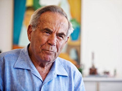 6. Stef Wertheimer là một tỷ phú công nghiệp, nhà đầu tư, nhà từ thiện và cựu chính trị gia người Israel, (tổng tài sản: 6,2 tỷ USD). Ảnh: Reuters.