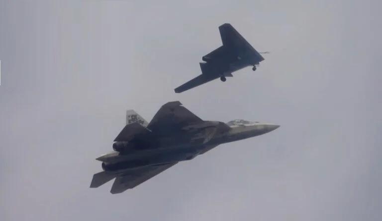 Nga có kế hoạch bàn giao hàng loạt UAV tàng hình Okhotnik vào năm 2024