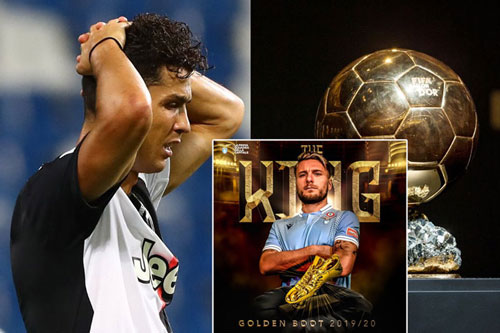 Cristiano Ronaldo thực sự đã hết thời?