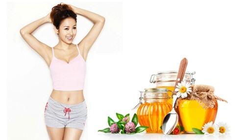 Cách dùng mật ong chuẩn nhất để giảm cân, thải độc