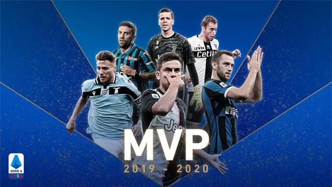 Ronaldo vắng mặt trong toàn bộ hạng mục giải thưởng cá nhân tại Serie A mùa này