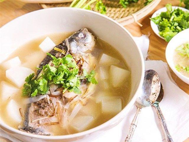Củ cải trắng đã tốt, kết hợp với những thực phẩm này còn tốt không kém ăn nhân sâm - Ảnh 4