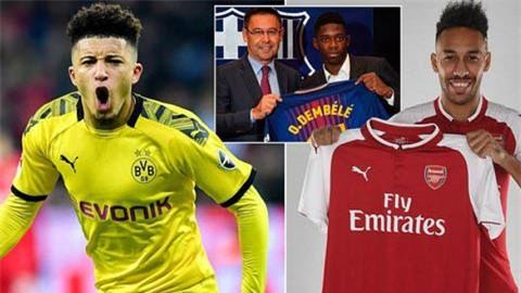 Dortmund nhờ 'nhân tố bí ẩn' để sớm giải quyết vụ Sancho gia nhập M.U