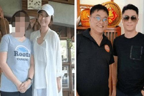 Hậu tin tức đã ly hôn, Lâm Tâm Như xuất hiện cùng Hoắc Kiến Hoa với gương mặt mộc đáng chú ý