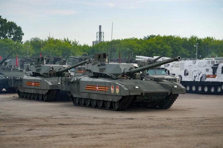 Nga bắt đầu sản xuất hàng loạt xe chiến đấu thuộc gia đình Armata
