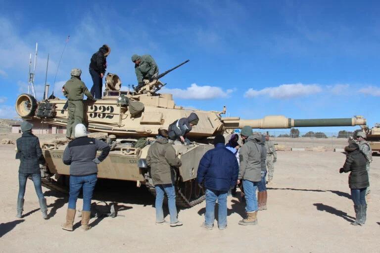 Quân đội Mỹ phát triển xe tăng chủ lực thế hệ tiếp theo