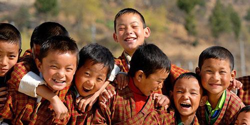 Bhutan - quốc gia có chỉ số hạnh phúc cao