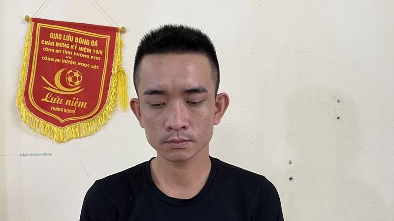 Đối tượng Nguyễn Văn Dương.