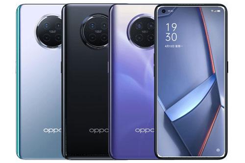 6. Oppo Ace2 (595.408 điểm).