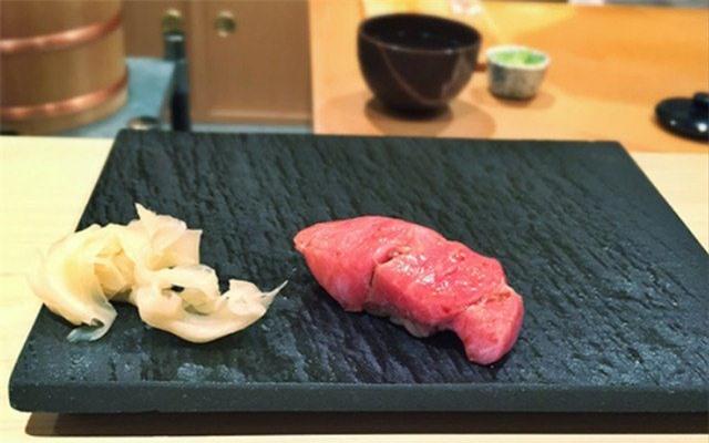 Thịt cá ngừ Nhật Bản