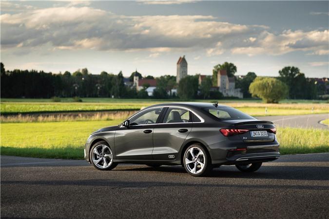Audi tung loat anh day du cua A3 Sedan 2021 anh 15