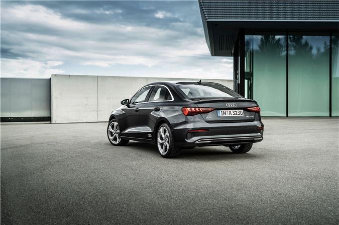 Audi tung loat anh day du cua A3 Sedan 2021 anh 17
