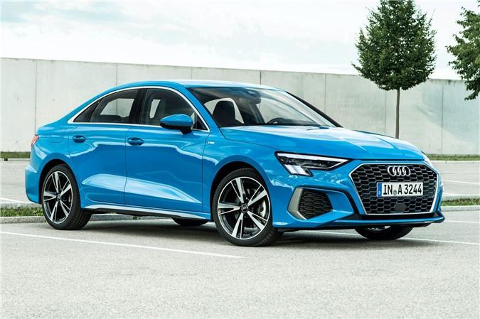 Audi tung loat anh day du cua A3 Sedan 2021 anh 2