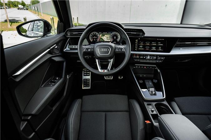 Audi tung loat anh day du cua A3 Sedan 2021 anh 24