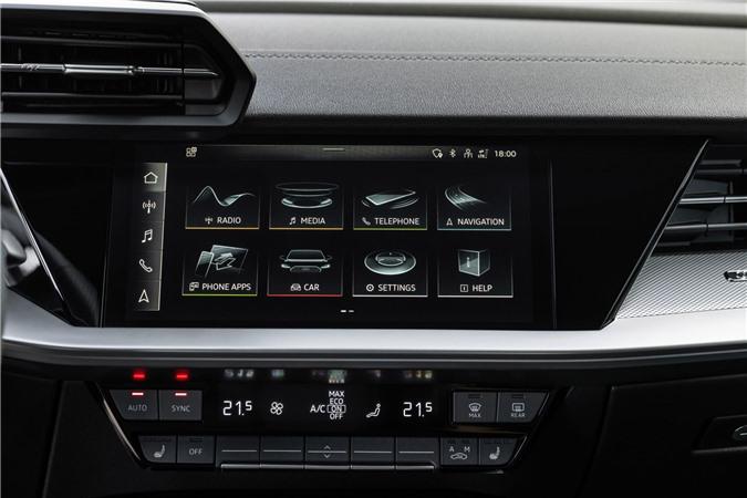 Audi tung loat anh day du cua A3 Sedan 2021 anh 27
