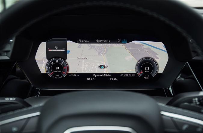 Audi tung loat anh day du cua A3 Sedan 2021 anh 41