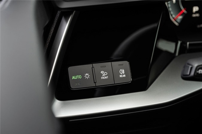 Audi tung loat anh day du cua A3 Sedan 2021 anh 55