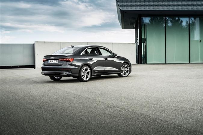 Audi tung loat anh day du cua A3 Sedan 2021 anh 69