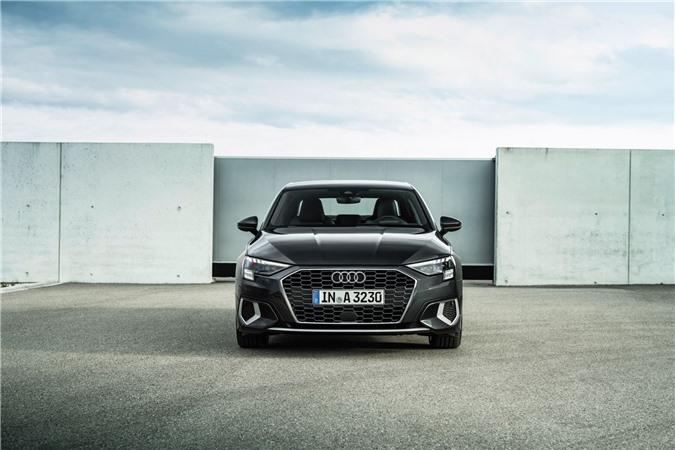 Audi tung loat anh day du cua A3 Sedan 2021 anh 8