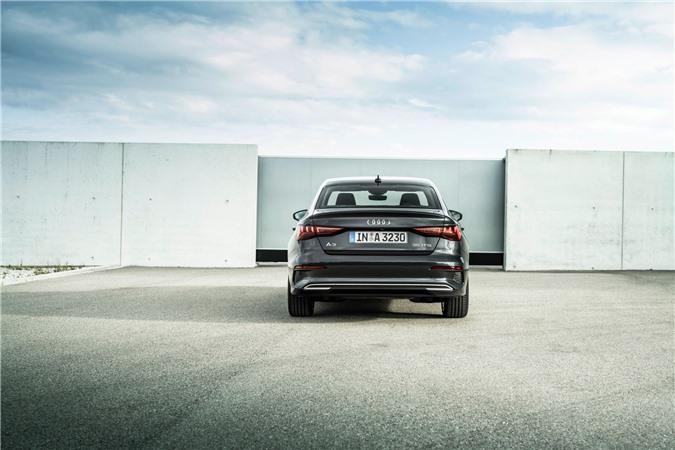 Audi tung loat anh day du cua A3 Sedan 2021 anh 9