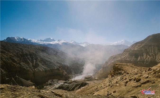 Mustang,Nepal,Tây Tạng,Du lịch nước ngoài